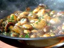 Sauteed Mushrooms...yummm!