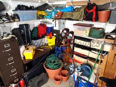 Your garage stuff
