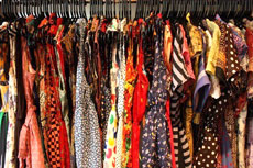 Your overstuffed clothes closet