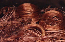 Recycle your copper wire.