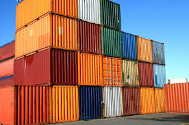 Dormant Shipping Containers