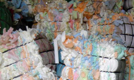 Industry Scrap Fabric Bales