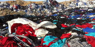 Textiles in Our Landfills