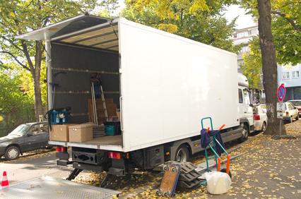 Relocation Van