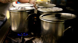 Spinning Plates to Simmering Pots