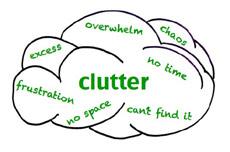 The Clutter Cloud