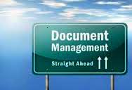 Document Management Begins...