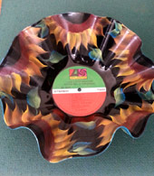 Bowl Shaped from a Archie Bell and the Drells LP