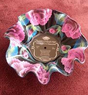 Bowl Shaped from a Herb Alpert LP