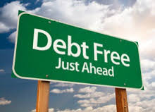 Debt Free Can Be Right Around The Corner...